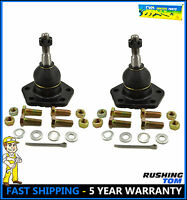 95-79 Chevy Gmc Blazer G10 C10 G20 C1500 G1500 Pair (2) Front Upper Ball Joints