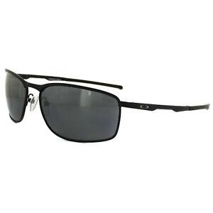 b5318da170 Oakley Sunglasses Conductor 8 OO4107-02 Matt Black Black Iridium ...