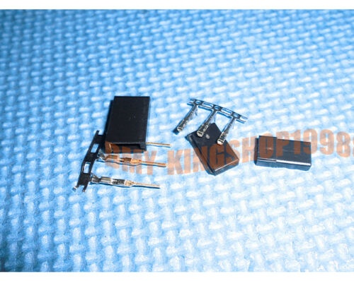 20Sets Upgraded Connector 2.54mm Plug Male/&Female for Servo Jr Futaba Batttery
