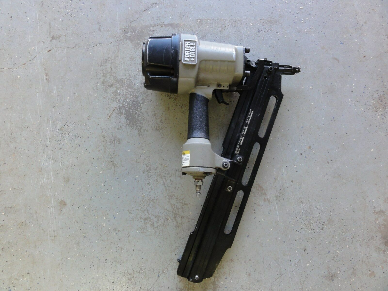Porter Cable FR350 Round Head Framing Nailer  2
