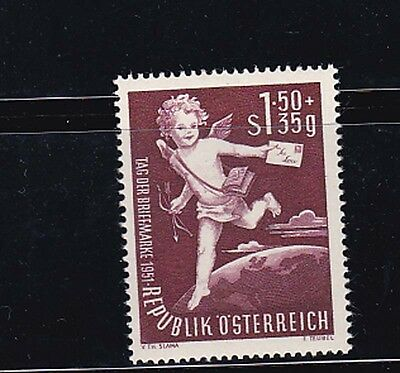 Latest Collection Of 1952 Stamp Day,sc B278 Set Mnh E2053 Stamps Austria