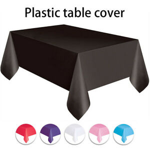 Square//Rectangle Tablecloth Table Cover for Banquet Wedding Party Home Decor