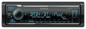 Kenwood-KMM-BT505DAB-MP3-Autoradio-DAB-Bluetooth-USB-iPod-AUX-IN
