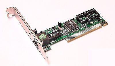 10/100mbps Fast Ethernet Network Pci Lan Nic Card Realtek Rtl8139d For Mac Linux Talrijke In Verscheidenheid