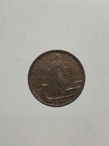 Kingdom-D-039-Italia-Vittorio-Emanuele-III-1-Penny-Forward-1911