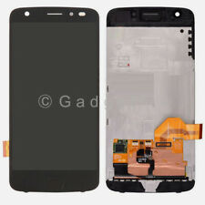 for Motorola Moto Z2 Force Xt1789 LCD Display Touch Screen Digitizer Frame Parts
