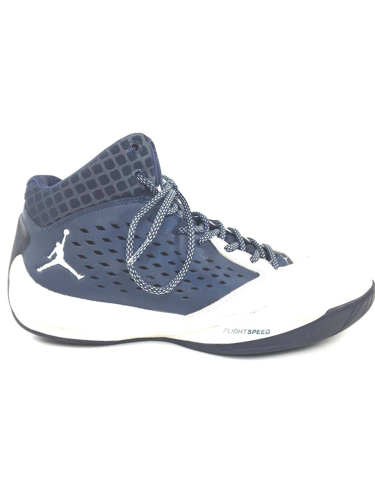 Basketball Shoes Jordan shoes Flight Speed Basketball Sneakers High Tops 8.5 Casual wild