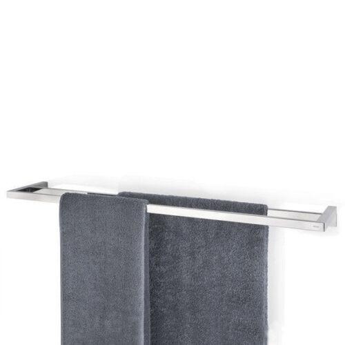 Blomus Menoto Twin Towel Rail 84cm Wall Mount Holder Bath Stainless Steel 68681