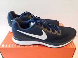 308c1b5a2229 Nike Air Zoom Pegasus 34 Size 10 Men s Running Obsidian White-Indigo ...