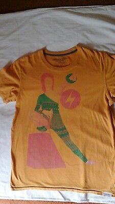 David Bowie T-shirt Von Blood&glitter Limited Edition Xl Unisex Neu Weitere Rabatte üBerraschungen