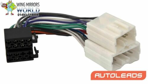 Volvo S70 1996-2000 ISO Harness Adaptor Lead Cable Autoleads Stereo Radio