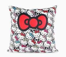 Sanrio Hello Kitty Face Square Cushion