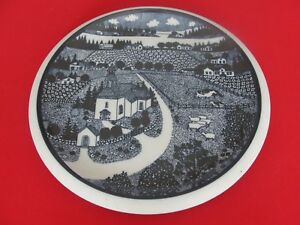 Details about HEAVY RARE ARABIA WARTSILA FINLAND WALL PLATE NUMBER 100