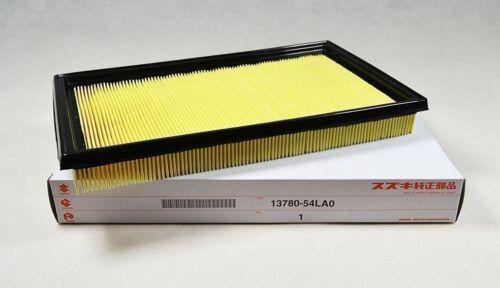 NUOVO Originale SUZUKI VITARA 1.6 Benzina carta da filtro aria 13780-54LA0 2008-2017