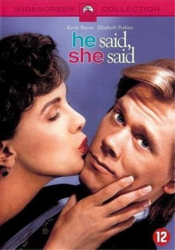 He Said She Said [Region 2] - Dutch Import (US IMPORT) DVD NEW