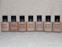 Ultima Ii Beautiful Nutrient Nourishing Makeup Foundation Choose 1.2 Oz Rare