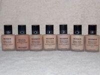 Ultima Ii Beautiful Nutrient Nourishing Makeup Foundation Choose 1.2 Oz Rare