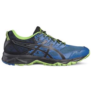 Asic gel sonoma 3 tuono blu / nero 111710304 111710304 111710304 4990 tracce delle scarpe da corsa d69184