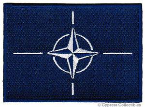 NATO-FLAG-embroidered-iron-on-PATCH-MILITARY-EMBLEM-NORTH-ATLANTIC-TREATY-logo
