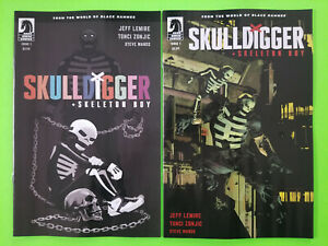 Skulldigger-and-Skeleton-Boy-1-First-Print-or-Variant-Dark-Horse-Comics-2019