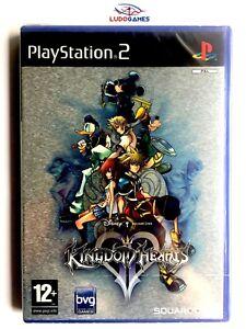 Kingdom-Hearts-2-PS2-SPA-Nuevo-New-Sealed-Precintado-Playstation-Videojuego