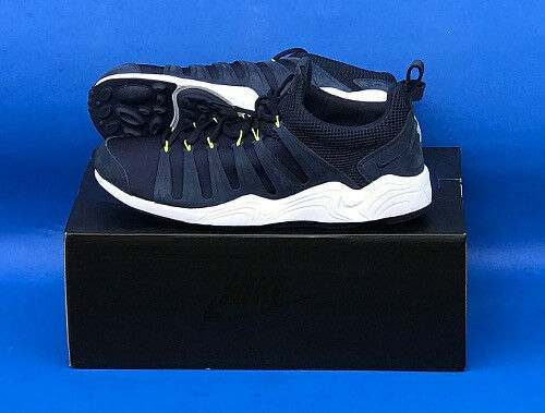 MENS NIKE AIR ZOOM SPIRIMIC SHOES /SIZE 10 / MIDNIGHT NAVY / AIR ZOOM SPIRIMIC