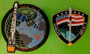 Authentic Thaicom 8 SPACEX FALCON 9 Launch CCAFS SATELLITE Mission PATCH