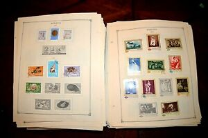 CatalinaStamps-Worldwide-Stamp-Collection-on-Album-Pages-5000-Stamps-D342