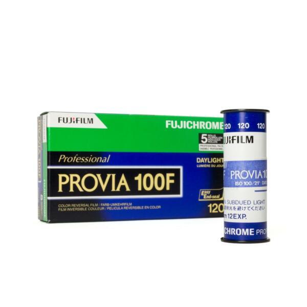 5x Fuji Provia 100f 120 Prof. (dia) Rouleau De Film ( Rdp Iii)11/2020 Promouvoir La Production De Fluide Corporel Et De Salive