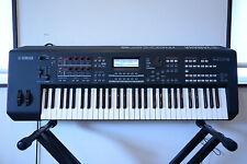 Yamaha MOXF6 61-key Synthesizer Workstation w/gig bag MOTIF XF Semi-weighted Key
