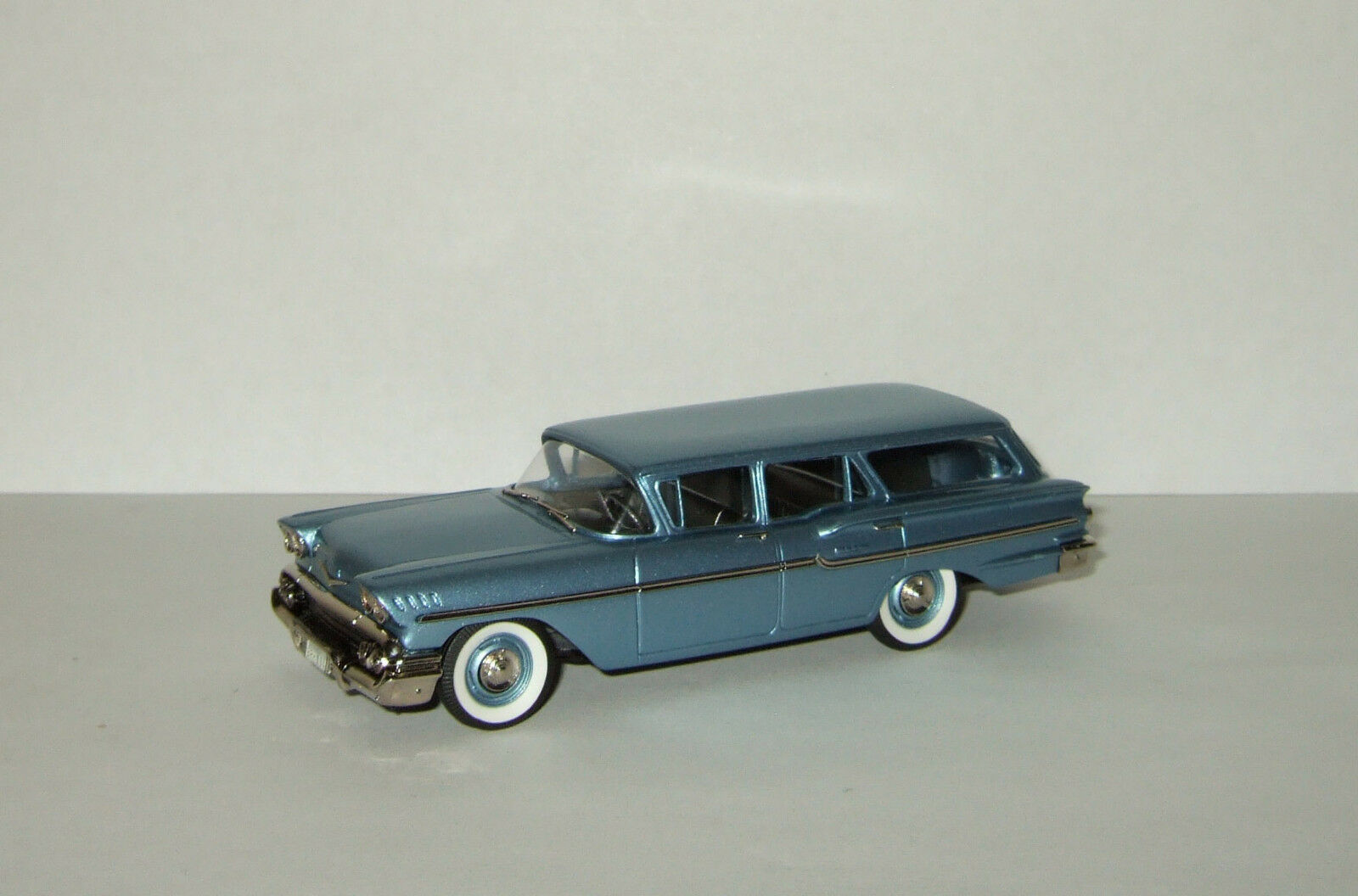 vendita online 1 43 BROOKLIN modelloS CHEVROLET Yeouomo STATION WAGON 1958 1958 1958  incredibili sconti