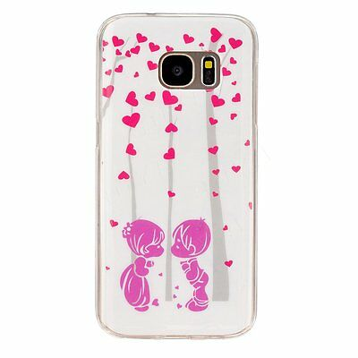 slim patterned protective skin for Huawei Lenovo phone soft TPU case G8 G7 A356