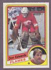 1984 O-PEE-CHEE Don Edwards #222 Hockey Card