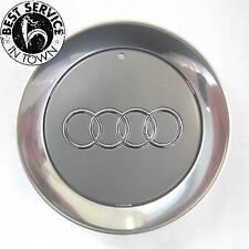 1x Original Audi A2 A3 Radzierkappe - Radkappe - avussilber - 8Z0601165 F Z17