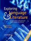 Exploring Language and Literature by Robert Myers, Stephen Croft (Paperback, 2000)