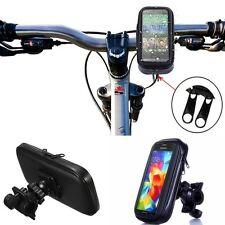 Funda Impermeable Móvil para IPHONE 5 / 5S / 5C / SE Soporte Bici Moto a343