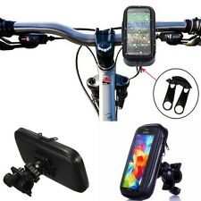 Funda Impermeable Movil Bicicleta Moto Ciclismo Bolsa Agua Salpicaduras a343