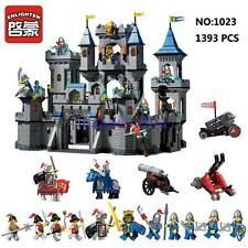 Enlighten Medieval Knights 1023 Lion Castle Solider Figure Building Block Toy