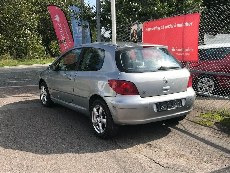Peugeot 307 2,0 SE Benzin modelår 2002 km 209000 nysynet 1