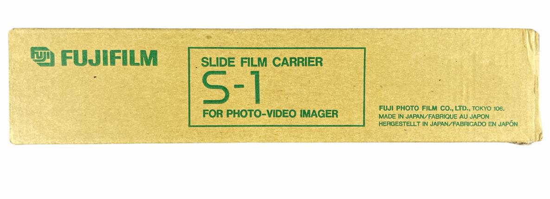 Fujifilm 5 PCS. (20 Frames) Slide Film Carrier S-1 for Photo-Video Imager | New