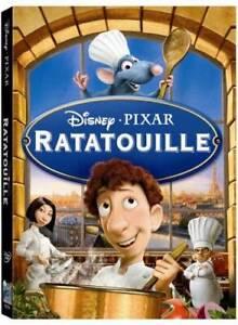 Ratatouille - DVD By Brad Garrett,Lou Romano,Patton Oswalt - GOOD