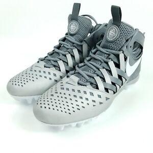 ca50674e10f6 NIKE Huarache V5 LAX Lacrosse Football Cleats Mens Sz 11.5 Shoes ...