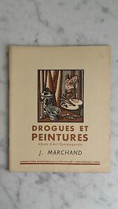 Album Arte - Medecines E Peintures - N°30 - J.Commerciante