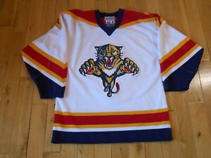 bf5cd26e67d Image is loading Vintage-Starter-FLORIDA-PANTHERS-Mens-Authentic-Center-Ice-