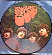 The Beatles ~ Rubber Soul ~ Limited Edition Picture Disc Vinyl LP ~ New/Mint
