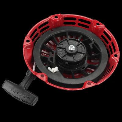 Pull Start Red Recoil Cover 5.5HP /& 6.5HP Fits Honda GX160 /& GX200 NEW