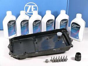 Original ZF GETRIEBEÖLWANNE BMW GA8HP45/70Z Filter Dichtung ZF Getriebeöl 6L