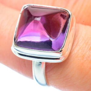 Amethyst-925-Sterling-Silver-Ring-Size-8-5-Ana-Co-Jewelry-R35457F
