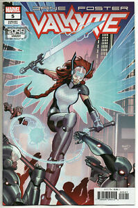 VALKYRIE-5-MARVEL-COMICS-2099-VARIANT-COVER-NM
