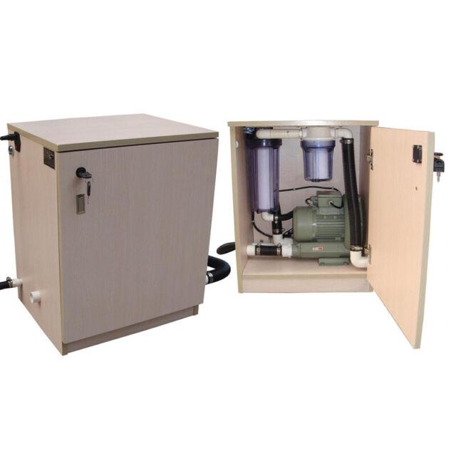 Dental Portable Suction Unit 1500L/min Vacuum Pump 390W Lab Equipment